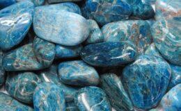 Werking edelsteen blauwe apatiet