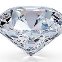 Diamant edelsteen werking - Edelsteen Atelier
