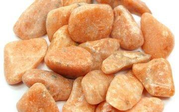 Oranje Calciet edelsteen werking