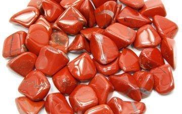 Rode Jaspis edelsteen werking